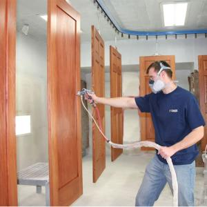 Water Based Polyurethane Dispersion for Wood Coating, HMP-1012