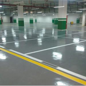 Epoxy Flooring Coating, HCT-2777